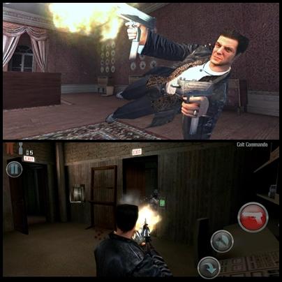 Max Payne Mobile - Starý dobrý Max