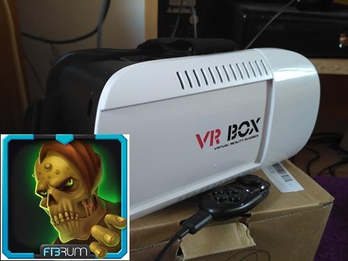 Zombie Shooters mobilní VR hra