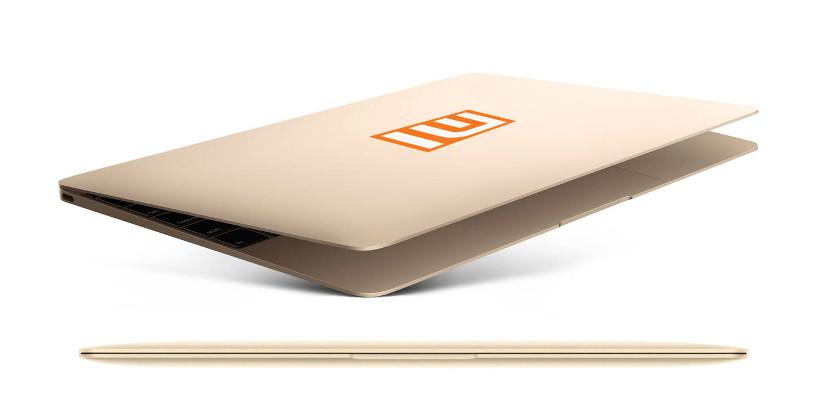 Render Xiaomi notebooku