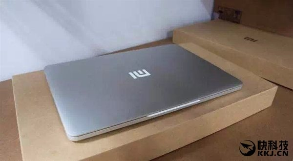 Údajná fotka notebooku od Xiaomi
