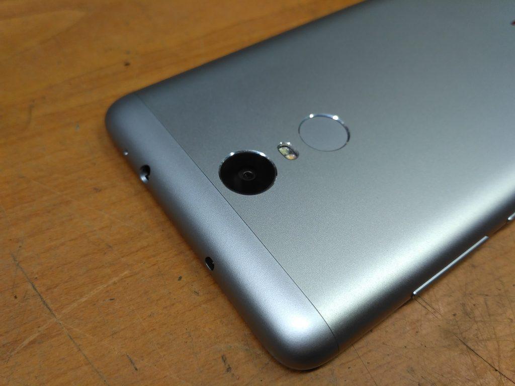 Xiaomi Redmi Note 3 Pro - Čtečka otisku prstu, 16 Mpx fotoaparát a duální blesk