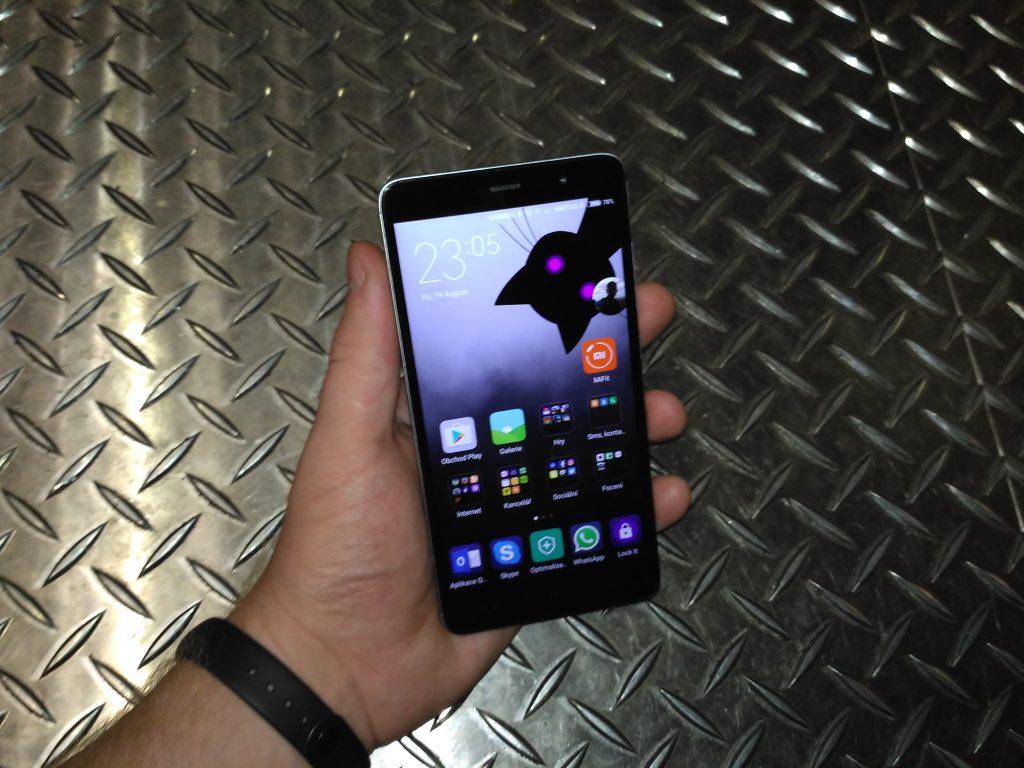 """Xiaomi Redmi Note 3 pro - 5,5"""" FullHD displej"""
