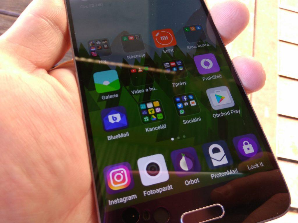 Displej - Xiaomi Mi 5