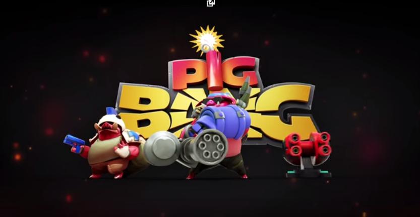 PigBang - MOBA hra pro mobil