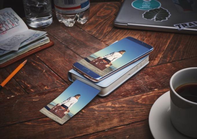 Samsung Image Stamp - kapesní tiskárna